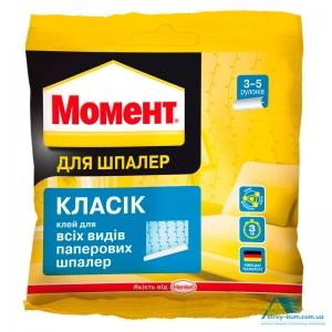 <b>Клей обойный Момент</b> Классик 95 гр (арт. 103342) - купить в ...