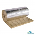Фольгированные ламельные маты Knauf Insulation LMF AluR 30 мм 8.0x1.0 м d-35 8 м2/уп (413939)